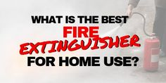 What is the Best Fire Extinguisher for Home Use? 5 Products to Protect Your Home Airbnb House Rules, Shower Soap Dispenser, How To Clean Chrome, Local Contractors, Relaxing Colors, Ozone Generator, Welcome Letters, Airbnb Host, Iron Board