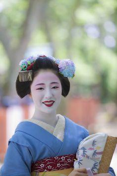 Maiko Mamefuji,  June 2015 エキサイトブログ