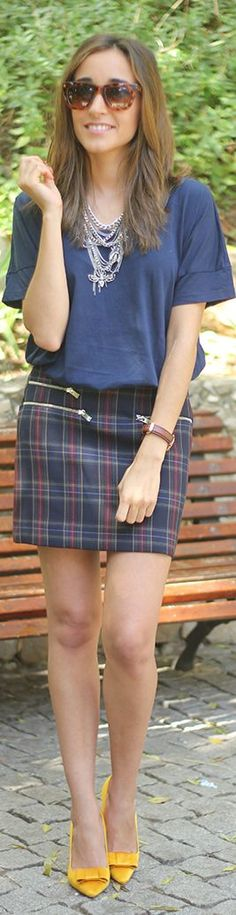 Obsessed With #plaid by Be Sugar And Spice