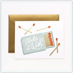 Image of Cartes d'Anniversaire Rifle Paper Co #birthdaycard