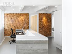 love the reception area, which has a concrete base and a formica top                                                                                                                                                                                 Mehr