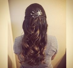 Beautiful curls ❤️