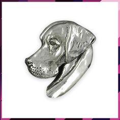 Great Dane Jewelry Sterling Silver Handmade Great Dane Slide Pendant GD15-LSP Cute Animal Photos, Best Vibrators, Baby Dogs, Custom Engraving, Handmade Silver, Dog Pictures, Animal Photography, Pendant Jewelry, Sterling Silver Jewelry