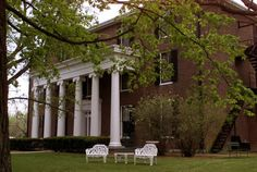 Greek Revival - Beaumont Inn, ...Harrodsburg, Kentucky