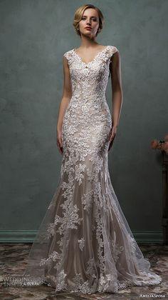 Amelia Sposa 2016 #Wedding Dresses | Wedding Inspirasi #bridal #weddings #weddinggown #weddingdress