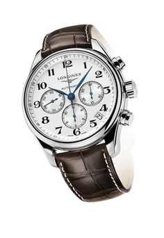 - The Longines Master Collection - Watchmaking Tradition - Watches - Longines Swiss Watchmakers since 1832 Dream Watches, Sport Watches, Luxury Watches, Stylish Watches, Cool Watches, Watches For Men, Gents Watches, Elegant Watches, Wrist Watches