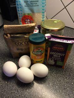 Nydelig kokosgrøt - lavkarbo og melkefri - Diasensa Blog Lchf, Coconut Milk, Diabetes, Desserts, Food, Tailgate Desserts, Deserts, Essen, Postres