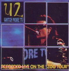 U2 -ZOO TV Tour -Detroit ,USA 09/09/1992
