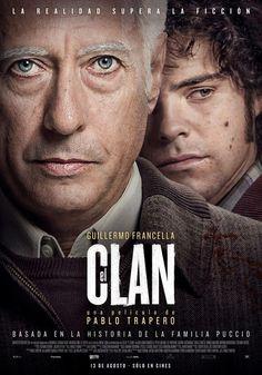 El clan (2015) Argentina. Dir.: Pablo Trapero. Thriller. Mafia. Anos 80 (Arxentina) - DVD CINE 2415