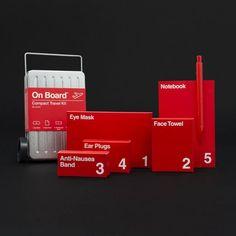ON BOARD | Miniature Travel Kit