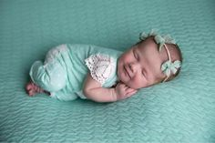 Photo outfit, newborn pajamas girl photography prop, newborn romper, heart mint baby girl props Newborn Baby Photos, Newborn Girl Outfits, Newborn Care, Newborn Photo Props, Baby Girl Newborn, Baby Jumpsuit, Romper, Teal, Turquoise
