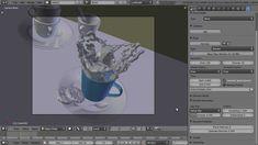 Introduction to Blender's Fluid Simulator