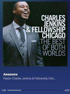 Charles Jenkins, Soul Songs, Chicago, Pastor