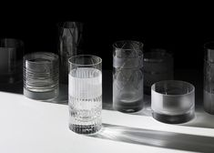 Scholten & Baijings cuts graphics into glass for J Hill's Standard
