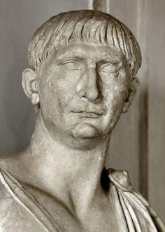 Portraits of Emperor Trajan