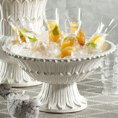 I pinned this Belle Maison Pedestal Bowl from the Zodax event at Joss & Main!