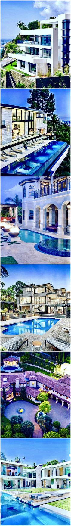 Dream Hone California Mansions