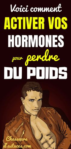 COMMENT ACTIVER VOS HORMONES POUR PERDRE DU POIDS ? Nutrition, Important, Jouer, Health, Movie Posters, Natural, Weight Loss Tips, Beachbody, Get Skinny Fast