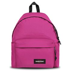 Check out Eastpak Padded Pak'r® Powder Pink Backpack. Backpack Straps, Backpack Bags, Fashion Backpack, Tote Bag, Sky Pink, Burton Rucksack, Purple