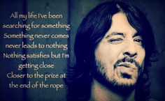 All my life lyrics - Foo Fighters (Made by me)