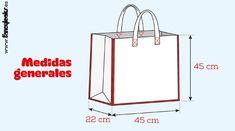 Hazte una bolsa grande y fuerte con muchas bolsas del supermercado | Manualidades