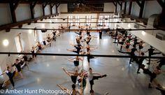 Barre, danse classique, cours, ballet class Prague Ballet Masterclass 2011