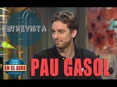 """En el aire - Pau Gasol: """"Estoy ilusionado, ahora puedo escoger mi futuro..."""