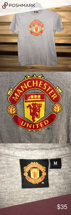 6f322e12c2 Authentic Man Utd Merchandise Manchester United T-shirt from Old Trafford  In Manchester