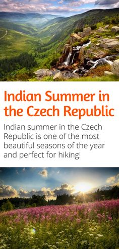 Indian Summer in the Czech Republic – Want to do some awesome hiking in the Czech Republic? Here's your guide to some of the best hiking in the Czech Republic in late summer. Let us celebrate our 100 years together! Countries To Visit, Countries Of The World, Hiking Europe, Travel Europe, Travel Destinations, Prague Travel, European Destination, Best Hikes, Indian Summer