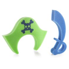 Badspeelgoed voor piraten