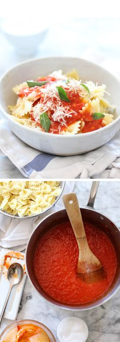 This is the easiest recipe. No olive oil or garlic. I've been doing it wrong all these years!