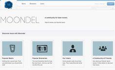 Moondel, la red social para los que aman la cerveza