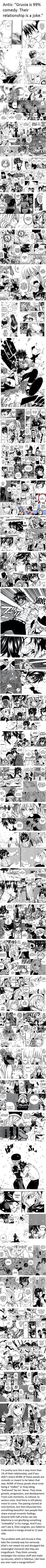 Yes you preach it! This beautiful rant brought me to tears. Gruvia is more than a stalker and a stripper, it's the story of how love can turn from something small and one sided into two people dying for each other in order to save each other and never be apart.