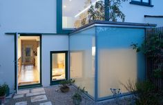 Dwell - Vertical House Collection of 10 Photos by Urban-Agency Architects