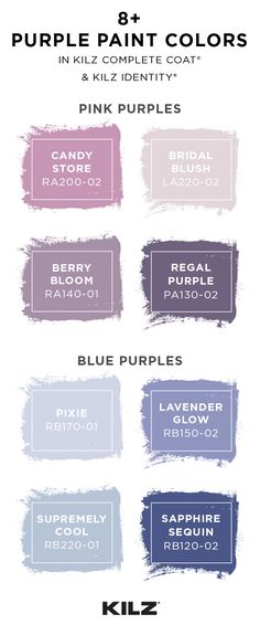 Find The Perfect Shade Kilz Colors