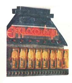 Dispositivo Elektrocomputer C8