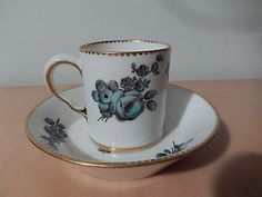 Tasse litron porcelaine manufacture nationale royale Sevres 18 XVIII siecle 1767