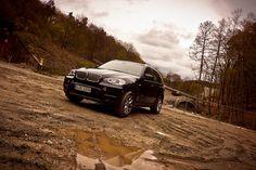 Gelände wagen – BMW X5 xDrive 40d