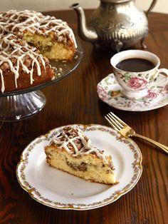 Sour Cream Coffeecake from Tori Avey