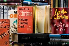Agatha Christie also wrote romance novels under the pseudonym Mary Westmacott.