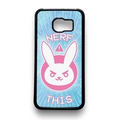 DVa Nerf This 2 Overwatch Samsung Galaxy Case