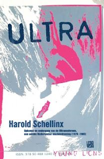 book by Harold Schellinx about the dutch post-punk music movement of the early 1980s, via www.lebowskipublishers.nl