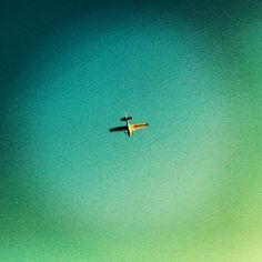 Vinte e um aviões ...