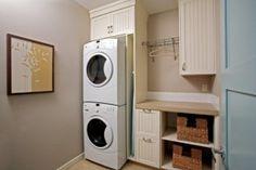 goede oplossing voor een ombouw voor de wasmachine