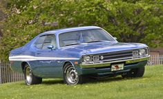1972 Dodge Dart Demon Maintenance/restoration of old/vintage vehicles: the material for new cogs/casters/gears/pads could be cast polyamide which I (Cast polyamide) can produce. My contact: tatjana.alic@windowslive.com