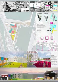 Smart harbour competition, Pesaro, 2013 - Francesca Di Paolo