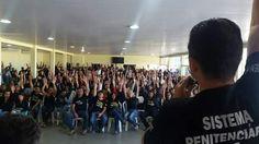 ALEXANDRE GUERREIRO: Servidores penitenciários de MT acabam de aprovar ...