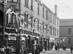Church Street, Dumbarton 1910