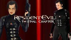 Resident Evil: The Final Chapter 2017 Full Movie