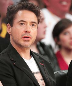 Luvin You Downey Stan Lee, Robert Downey Jnr, I Robert, Iron Man Tony Stark, Super Secret, Man Thing Marvel, Downey Junior, Marvel Actors, Raining Men